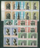Romania 1967 - 10 ani de la moartea lui Brancusi - lp 645 blocuri de 4 MNH, Nestampilat