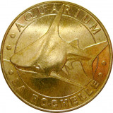 Franta,  medalie de colectie 2003_Monnaie de Paris_Aquarium La Rochelle