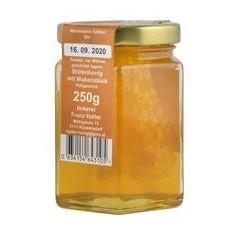 Miere Poliflora cu Bucata de Fagure Bio Inkerei Heller 250gr Cod: BG28979