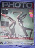 Revista PHOTO Magazine, de artă și tehnică fotografică, octombrie 2005