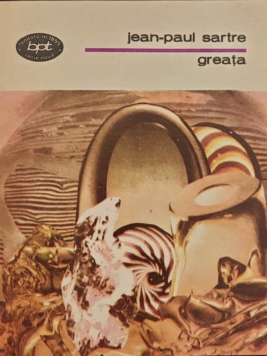 Greata - Jean-Paul Sartre