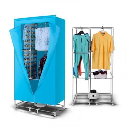 Uscator rufe electric Hausberg HB 805, 15 kg, 1000 W, Bleu