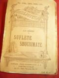 Lia Harsu- Suflete Sbuciumate - BPT 1088-89-90-91 -Ed.Viata Romaneasca .110pag