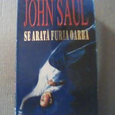 John Saul - SE ARATA FURIA OARBA { 1996 }, Rao