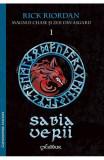 Magnus Chase si zeii din Asgard. Vol.1: Sabia Verii, Arthur