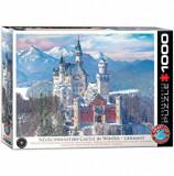 Cumpara ieftin Puzzle Eurographics - Neuschwanstein in Winter, Germany, 1000 piese
