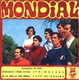 Mondial - 1970 (EP - Electrecord - VG), VINIL