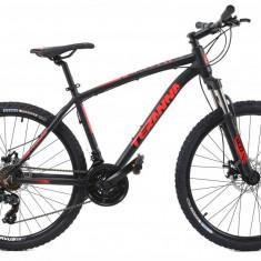 Bicicleta Mtb Dhs Teranna 2625 S 400mm Negru 26