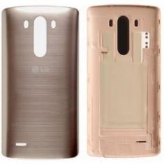 Capac baterie LG G3 Original Auriu