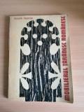 MOBILIERUL TARANESC ROMANESC - Roswith Capesius, carte ilustrata, Ed. Dacia,1974