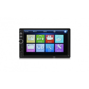 Mp5 player auto 7018b  2 DIN  Touch screen 7 Bluetooth USB