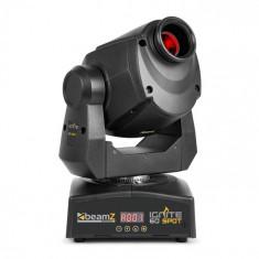 Beamz PROFESSIONAL IGNITE60 LED SPOT MOVING HEAD 60W-LED DMX sau STAND-ALONE