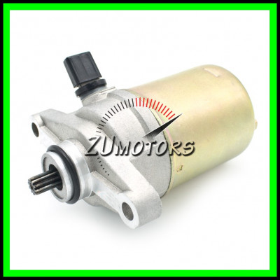 Electromotor scuter China 4T Gy6 50 - 80cc foto