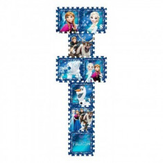 Covor puzzle din spuma Copii Sotron Frozen 8 piese, Knorrtoys