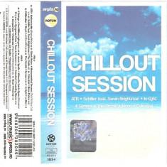 Vand Caseta -Chillout Session-, originala, holograma
