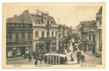 5100 - BUCURESTI, Lipscani street, Romania - old postcard - unused