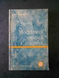 CAMIL PETRESCU - MODALITATEA ESTETICA A TEATRULUI