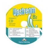 Curs limba engleza Upstream Intermediate B2 Student's Audio CD (revizuit 2015)