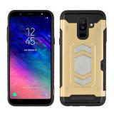 Cumpara ieftin Husa armura auto Samsung A6 plus (2018) - Gold