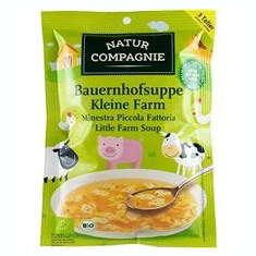 Supa Bio Taraneasca Ferma Animalelor Natur Compagnie 63gr Cod: NC4535