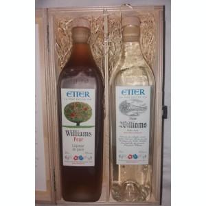 LICHIOR DE PERE WILLIAMS ER AND HERS DE 18% SI 42%- 350 ML AMBELE