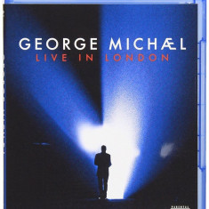 George Michael Live In London (bluray)