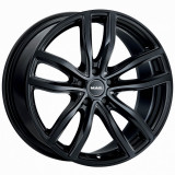 Jante BMW Seria 2 7J x 16 Inch 5X120 et40 - Mak Fahr Gloss Black - pret / buc, 7, 5