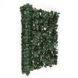 Blumfeldt Fency Ivy, frunze iedera de culoare verde inchis - gard de protecție împotriva vântului 300 x 150 cm