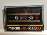 caseta audio MAXELL Chrome XL II-S 60 - RFG - stare: Perfecta