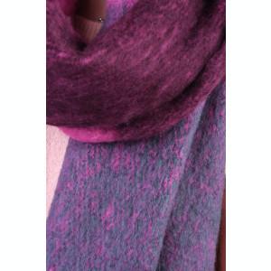 Fular Pufos Vero Moda Laura Rose Violet