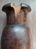 Vaza model brancovenesc/32x8 cm/defect