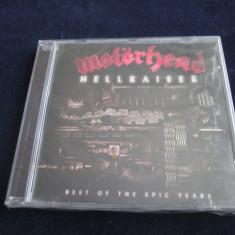 Motorhead - Hellraiser.Best Of The Epic Years _ cd,album _ Epic (2003 , UK ), Epic rec