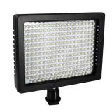 Lampa foto-video Wansen W260 cu 260 LED-uri si temperatura de culoare reglabila