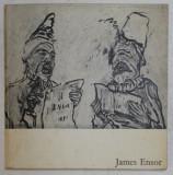 JAMES ENSOR , KUNSTHALLE BASEL , 15 JUNI - 4 AUGUST 1963 , 1963