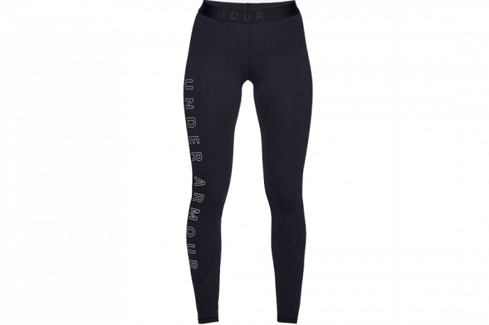 Colanți Under Armour Favourite Wordmark Legging 1329318-001 pentru Femei