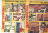 Depanari si reparatii casnice, 2 volume - Constantin Burdescu