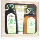 Green Pharmacy Herbal Care set cadou (pentru par normal)