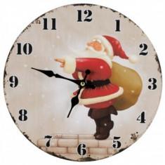 Ceas de perete Santa Claus, Bremen