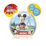 Figurine articulate Mickey Mouse, 10 cm, 3 ani+