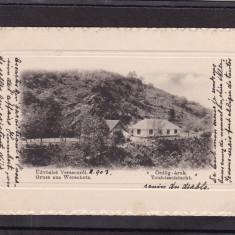 BANAT BANATUL DE SUD  VARSET   SALUTARI   DIN  VARSET  CIRCULATA 1903