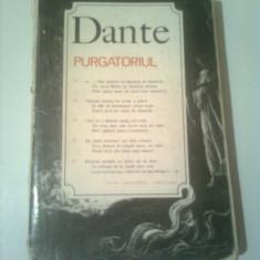 DANTE  ~ PURGATORIUL  ( DIVINA COMEDIE )