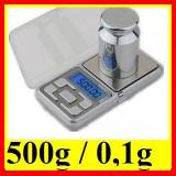 Cantar Electronic Bijuterii  / Medicamente / Monede 0-500 g