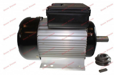 Motor electric monofazat 1.1 KW 1500 RPM (Rusia) foto
