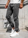 Pantaloni de trening grafit bărbați Bolf CE006
