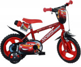 Bicicleta copii 12'' CARS PlayLearn Toys
