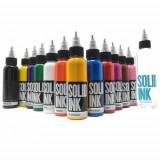 Set 12 tusuri Solid Ink Spectrum 30ml