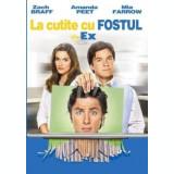La cutite cu fostul (The Ex) DVD