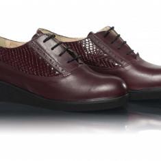 Pantofi dama Caspian Cas-5825-BO
