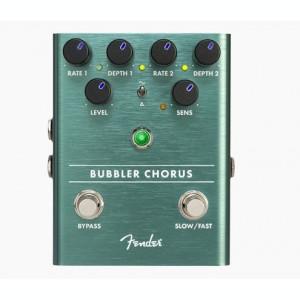 Fender Pedal Bubbler Analog Chorus/Vibrato