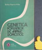 Genetica populatiilor de animale domestice Stefan Popescu-Vifor